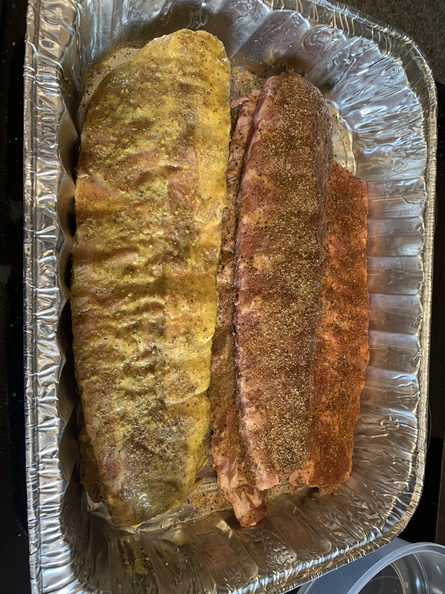 Is 5 racks of ribs enough for a family of 4? #ribfest #traeger https://t.co/DjwCIxIWx8