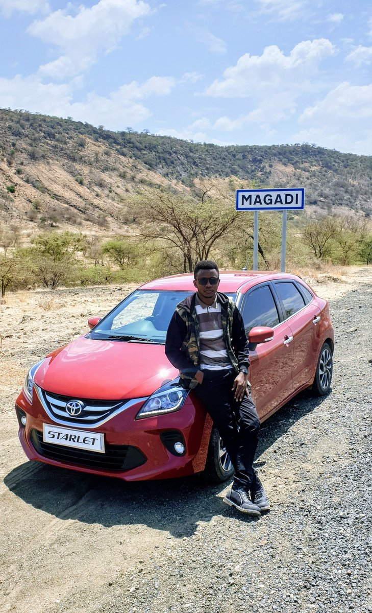 The 2020 Toyota Starlet is car with lots of space, conspicuous looks and enhanced with the latest technologies. It has been a wonderful driving experience to Lake Magadi!  @Toyota_Kenya #AStarIsBorn https://t.co/jIkXC2QrCY