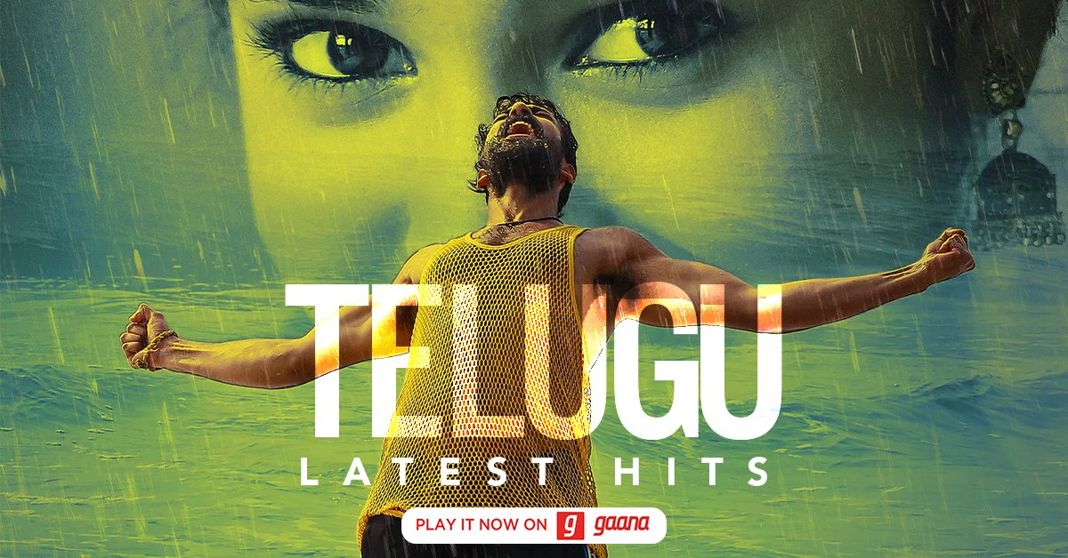 Sizzling hot; Garama Garam Telugu Gaana only on our Gaana App. Listen to the latest hits from Tollywood now: