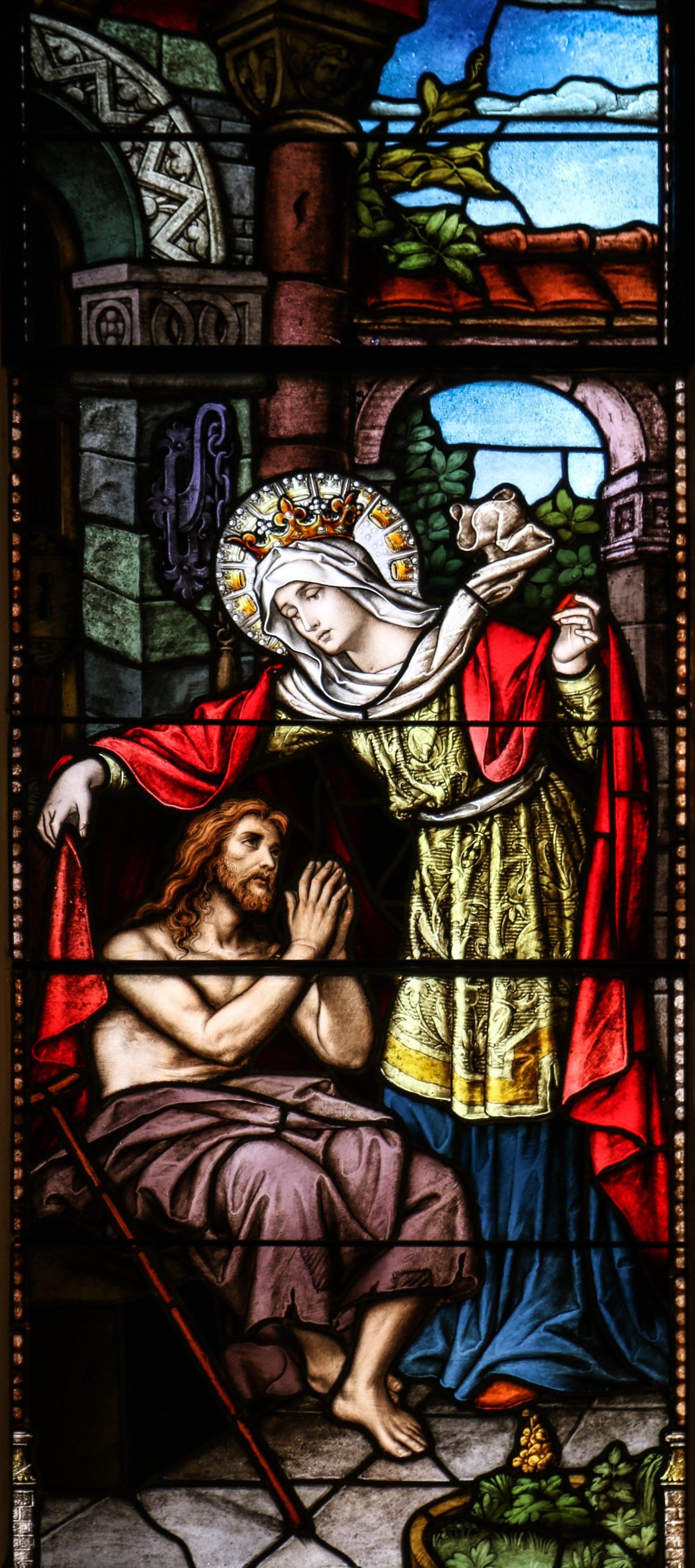 Santa Elisabete da Hungria