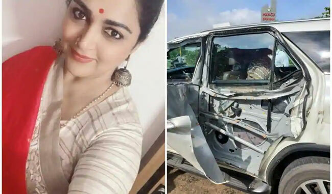 Please Checkout this news - Khushbu Sundar Gives A Befitting Reply To critics who called Her Accident Fake https://t.co/BW7bpj2Ozm https://t.co/yJ1GSciTaA