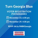 Image for the Tweet beginning: Join us to phonebank with