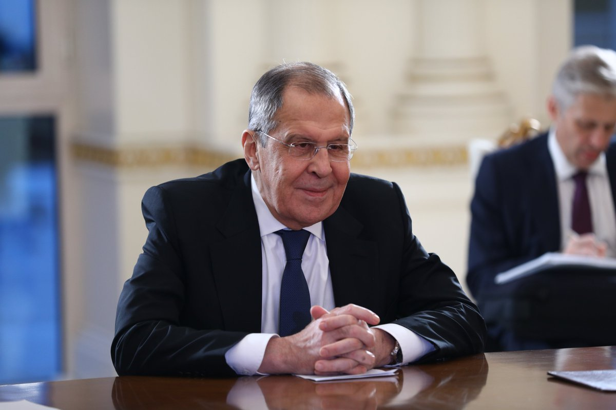 Mfa Russia On Twitter Russian Foreign Minister Sergey Lavrov Took Part In The Meeting Between The Russian Delegation And President Of The Republic Of Azerbaijan Ilham Aliyev Presidentaz Russiaazerbaijan Nagornokarabakh