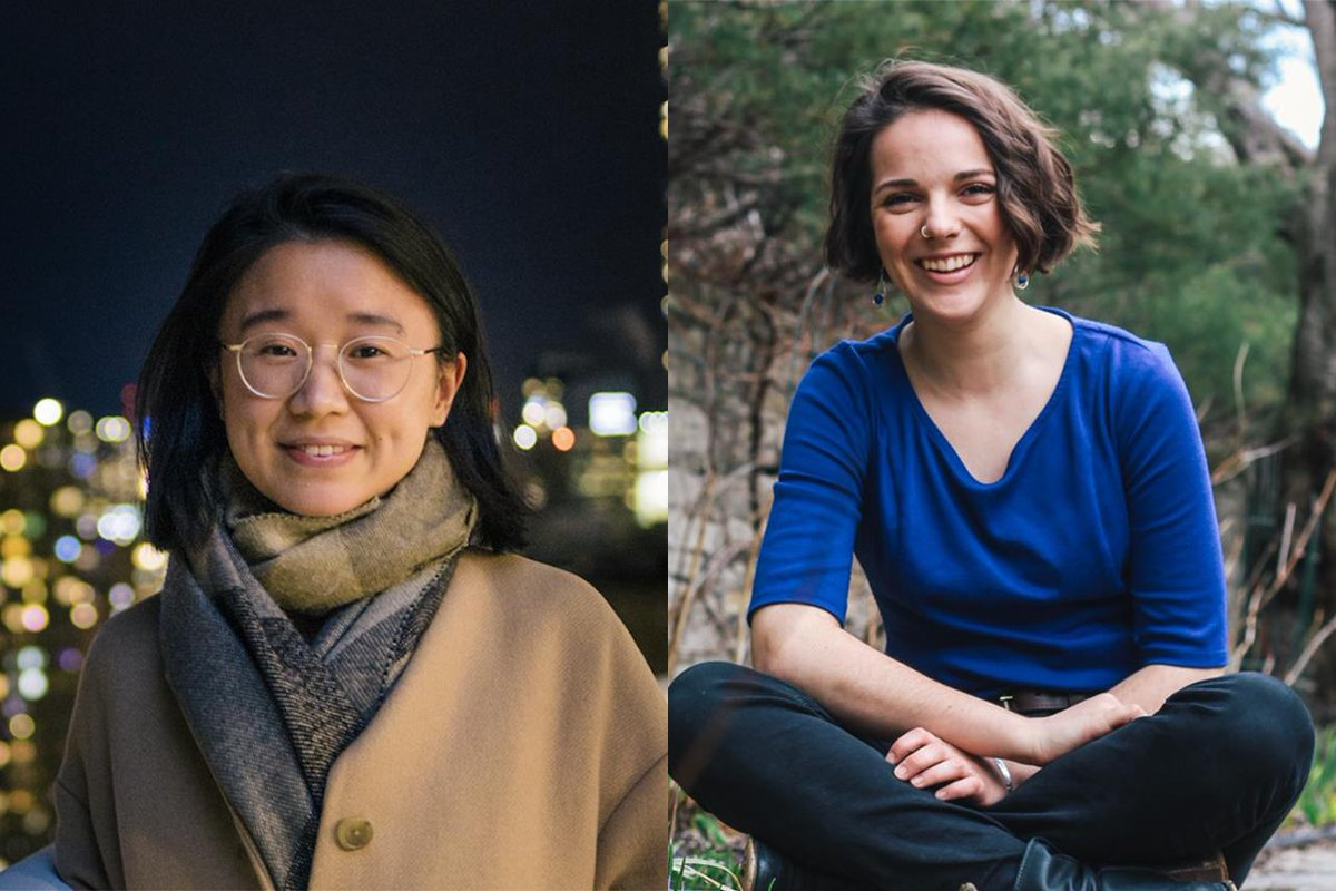 Celebrating the Class of 2020 🎵🎓 Recent graduates Amanda Hsieh and Esther-Ruth Teel reflect on their time at the faculty, graduating during a global pandemic, and what lies ahead.  @UofTMusicAlumni #UofTGrad20