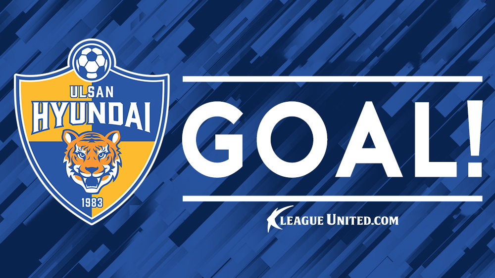 63' @ulsanFC 3-0 Shanghai Shenhua  Kim Ki-hee's looping header from a free kick makes it three for Ulsan! #ULSvSHE #ACL2020