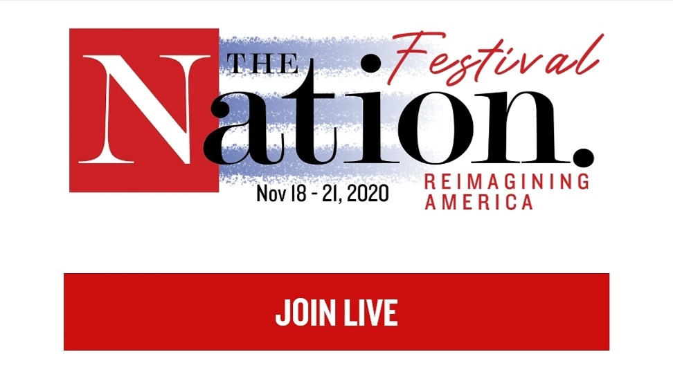 Looking forward to joining the #NationFestival's Final Morning at 10am today. Also, join to hear from Fergie Reid at 9:30, @dorianwarren & @MHarrisPerry at 11, @RevDrBarber at 1, @KatrinaNation at 2! Discounted day passes still available. Go to