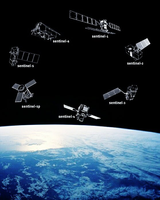 🛰️🛰️🛰️ EIGHT INCREDIBLES 🛰️🌎🛰️ ORBITS 4 COPERNICUS 🛰️🛰️🛰️ EUROPE'S EYES ON EARTH! 🚀S-1A▫️Apr 3, 2014 🚀S-2A▫️Jun 23, 2015 🚀S-3A▫️Feb 16, 2016 🚀S-1B▫️April 25, 2016 🚀S-2B▫️March 7, 2017 🚀S-5P▫️Oct 13, 2017 🚀S-3B▫️April 25, 2018 🚀S-6A▫️Nov 21,2020