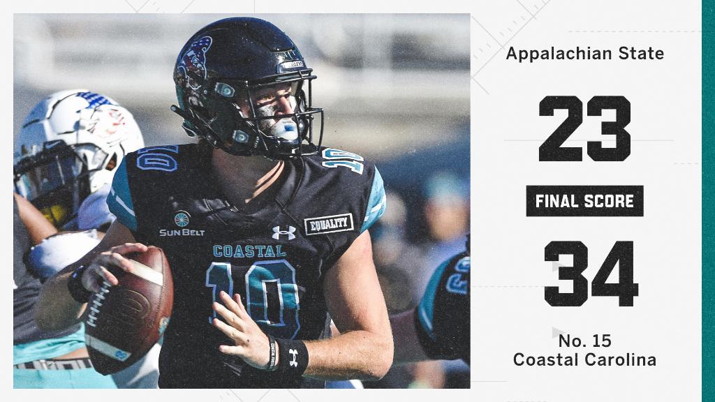 @ESPNCFB's photo on Coastal Carolina