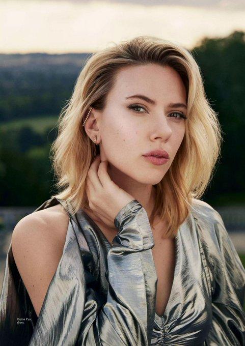 Happy Birthday to Scarlett Johansson    Who is 36yo today