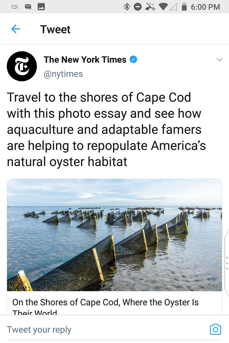 """@nytimes The last time you tweeted out a photo essay you called farmers """"famers,"""" so this wordless tweet was probably a good idea https://t.co/IToWgiK2VM"""