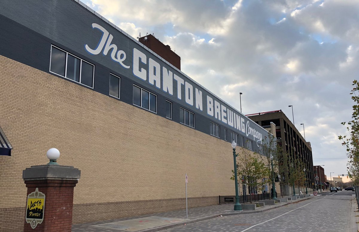 Fun fact: @CantonBeer is open for takeout Thursday through Saturday! https://t.co/0iVIHtVzii