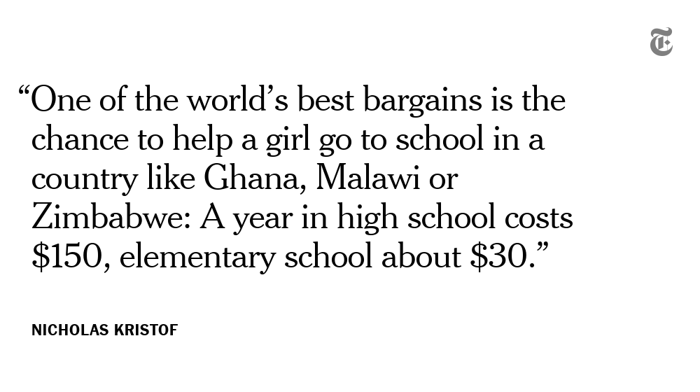 The grand prize winner is@Camfed, which helps girls in African countries get an education https://t.co/TjwNHmFM6i https://t.co/nAFlSdogR0