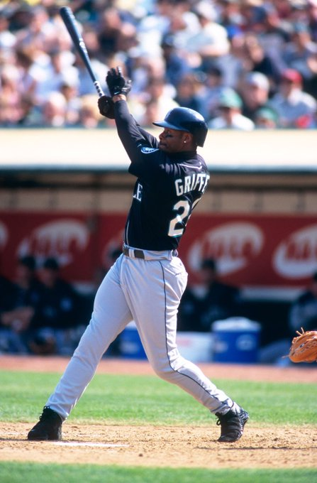 Happy 51st birthday to the kid Ken Griffey Jr