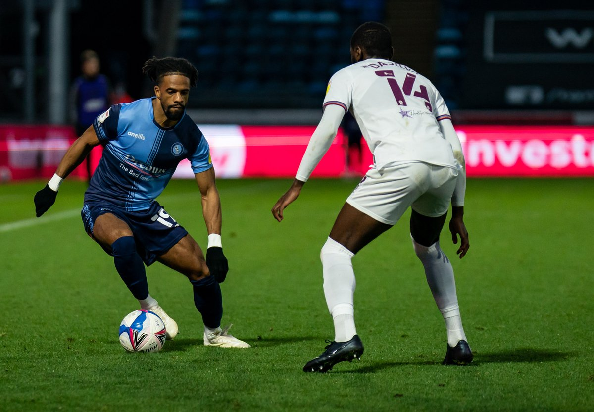 @wwfcofficial's photo on Toney