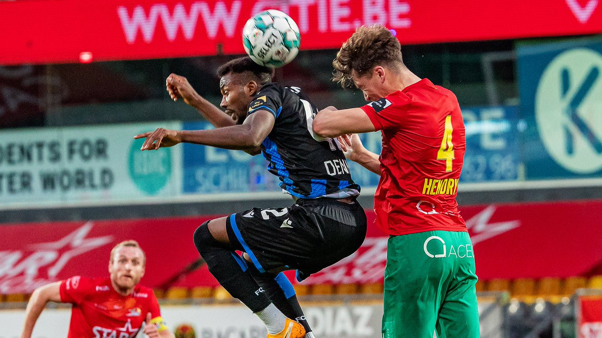 Jack Hendry starts this evening against Royal Antwerp as KV Oostende look to bounce back from two consecutive defeats. De Kustboys could move up to eighth with a win. 🏴🇧🇪 https://t.co/DdR5P8sdTL