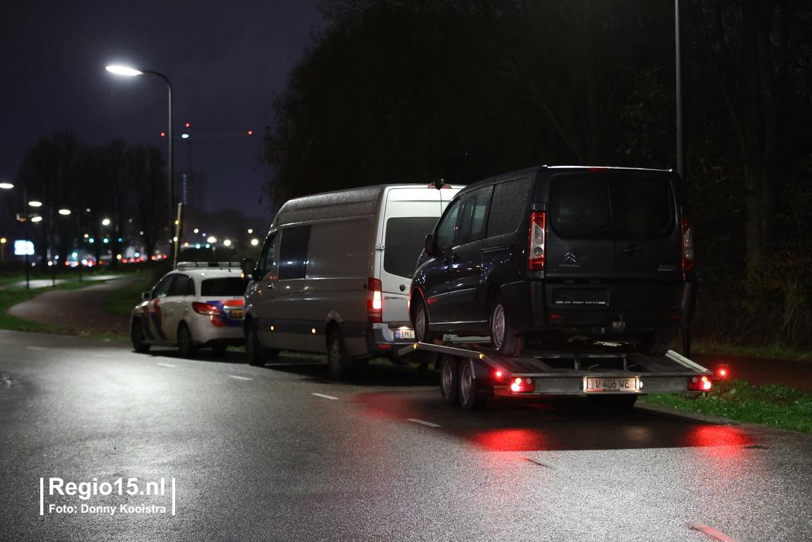 Melding politie Rijswijk