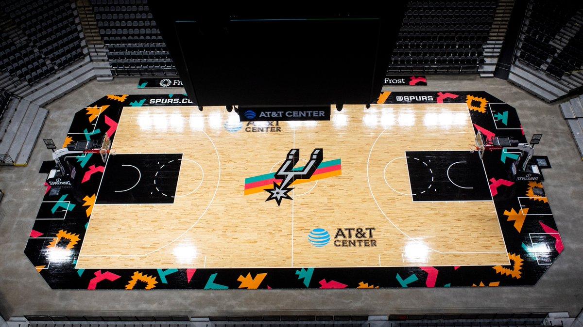 @NBALatam's photo on Spurs