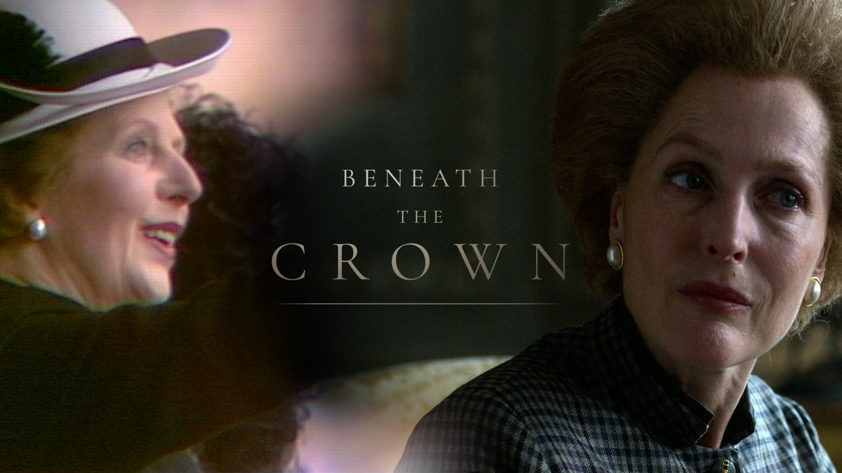 Beneath The Crown: The True Story of Margaret Thatcher's Rise to Power