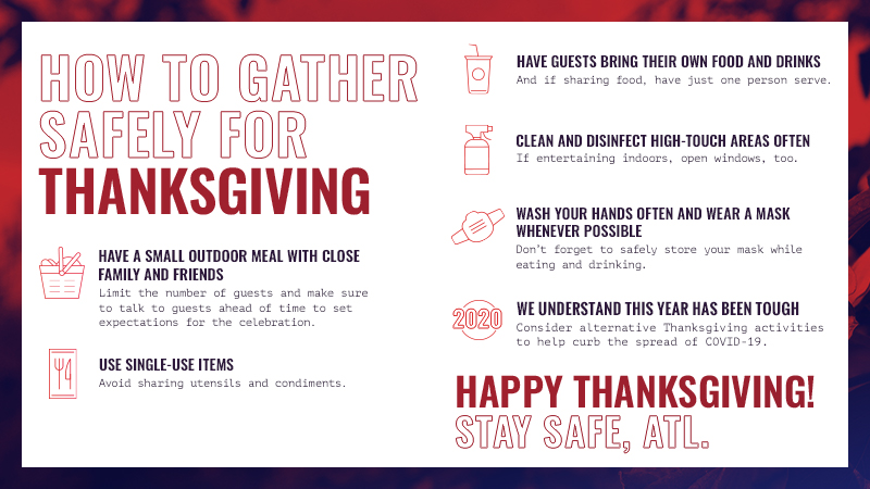 You might be wondering what #Thanksgiving will look like this year, and yes, it's going to be different — but that's not a bad thing. Here are some tips from health experts that'll help you celebrate as safely as possible.  🦃
