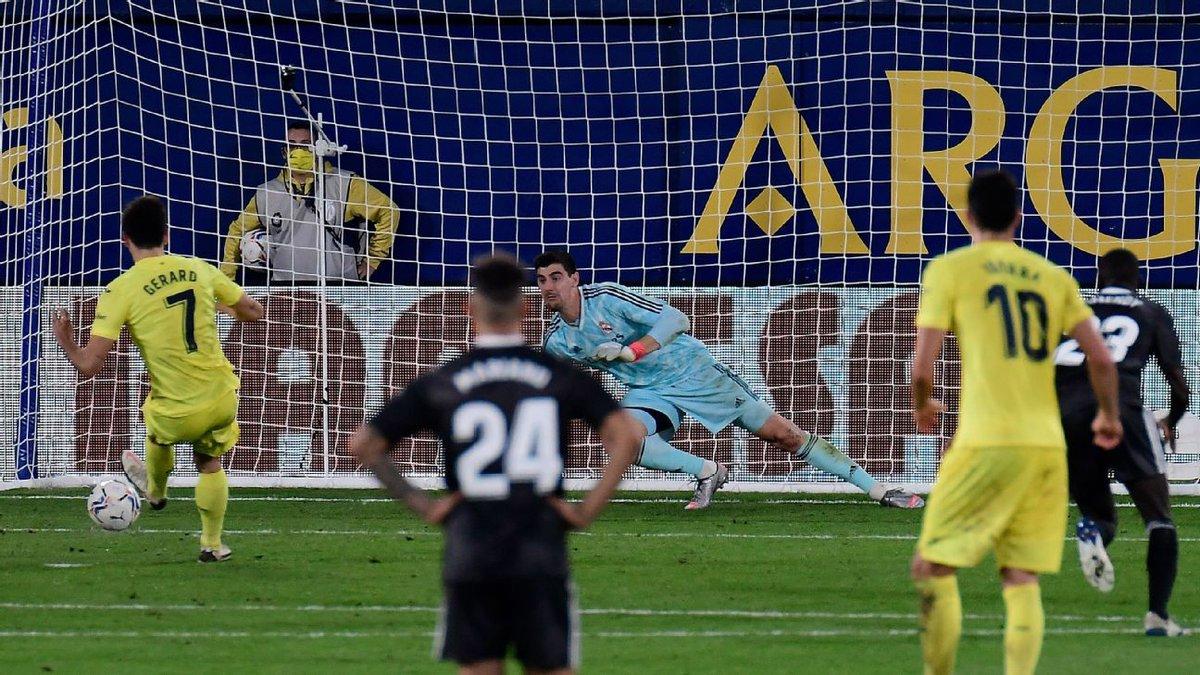 Villarreal empata contra un Real Madrid mermado por lesiones https://t.co/QqpJpcIZqG https://t.co/6CMKD0TFPT