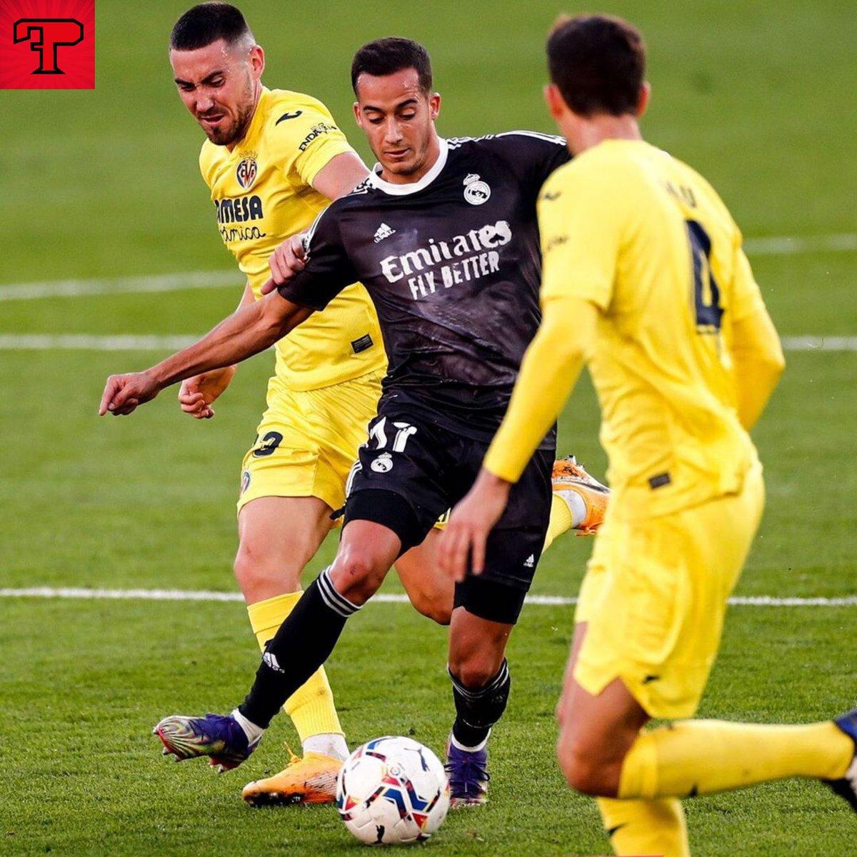 LOS MERENGUES NO PUDIERON   El Real Madrid sigue sin convencer y esta vez empató a uno contra el Villarreal. https://t.co/iTAUjiUr3S