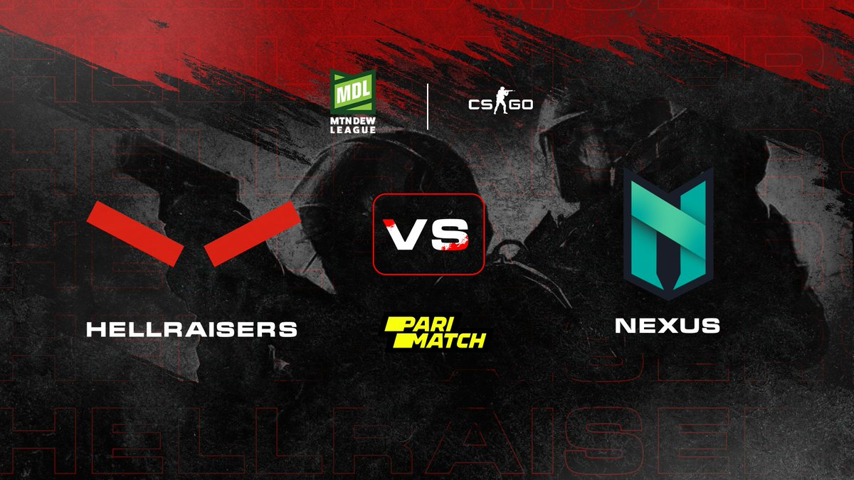 Our games in the playoffs begin. In the first round, we'll compete against @NexusGamingRo.  📺https://t.co/uqMGKzaFeb  #goHR #WeAreHellRaisers https://t.co/W8XHmnl33n