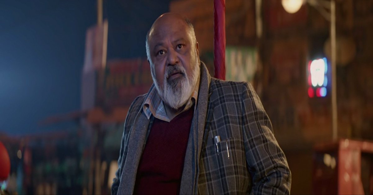 One of the best actor in the Indian film industry... Initially I saw him in nayak movie as co actor, but his acting skill helped him to achieve great position in industry... #SaurabhShukla  #Chhalaang