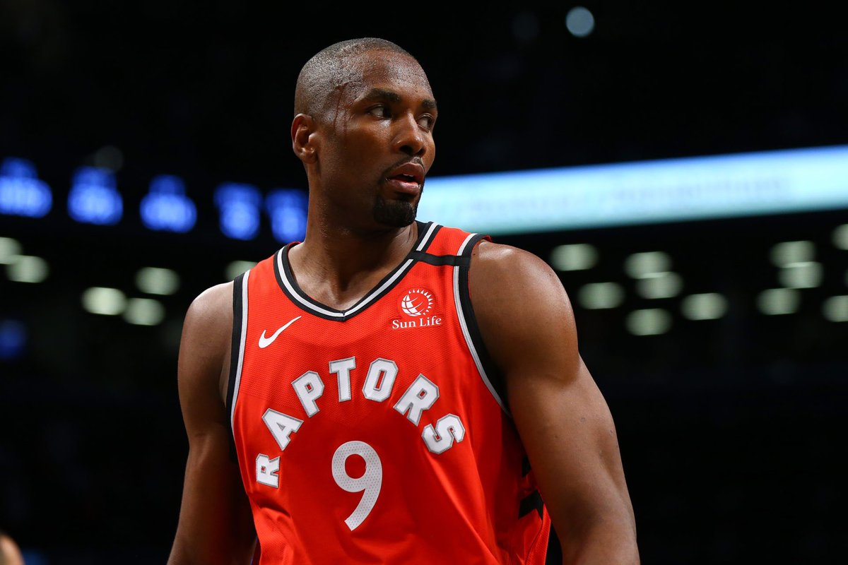 @TheNBACentral's photo on Ibaka