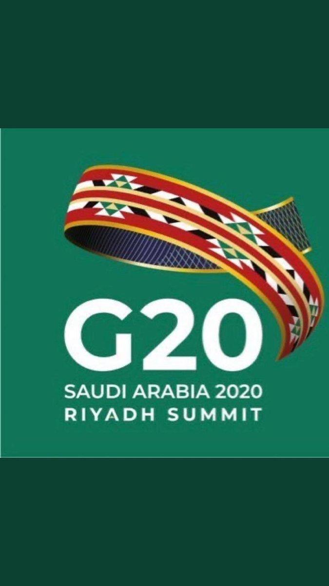 رئاسة السعودية قمة العشرين . تؤكد مكانة المملكة على جميع الأصعدة، وقوة ومتانة اقتصادها، وحرص قيادتها الرشيدة وتطلعاتها إلى بناء وطن ملهم للعالم.  #نلهم_العالم_بقمتنا #مجموعة_العشرين https://t.co/DscNsqAMqt