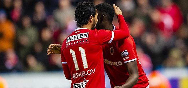 Deux buts en quelques secondes à Ostende-Antwerp, le Cercle rejoint le top 8 #jpl #staeup #kvoant #cercle #kvo #oostende #rscl #standard #eup https://t.co/YEJsQv5nMz https://t.co/iuOLhaAtYK