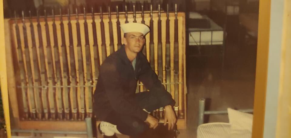Today's TEAD Veteran of the Day is Rusty Bice. Rusty served in the U.S. Navy as a computer operator onboard the USS Nimitz. He is a second generation TEAD employee and has worked at the Depot for 27 years.Rusty, thank you for your service. #veteransday2020 #utahhonorsveterans