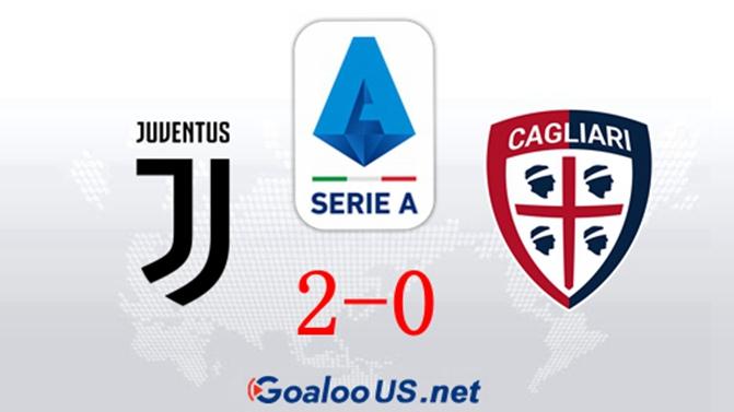 Italian Serie A -- Juventus vs Cagliari:2 - 0 https://t.co/7NFdUhmXXU