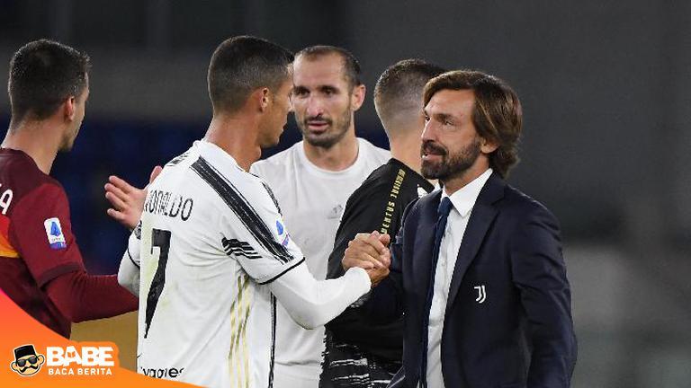 Juventus vs Cagliari 2-0, Ini Satu-satunya Nasihat Pirlo buat Ronaldo #AndreaPirlo #ronaldo #JuventusFC #SSLazio https://t.co/TPuxEqzvKC https://t.co/xR670J2VQC