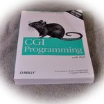 Image for the Tweet beginning: CGI Programming with Perl #computers #books