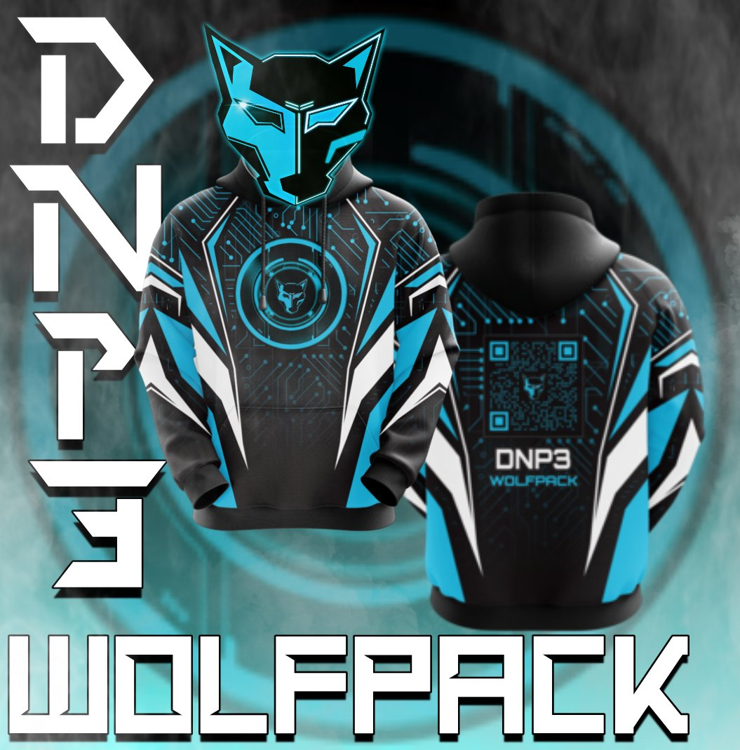 We'll give a DNP3 WolfPack Hoodie OR $50 to 1 of you amazing people who retweets this in the next 24 hours.  Must follow @PinkRabbits__ , @FIatEarthMaps & I, @TheWorldsAMine...  ...so that I may DM you if you're randomly drawn. Good Luck!  **Ships Worldwide**