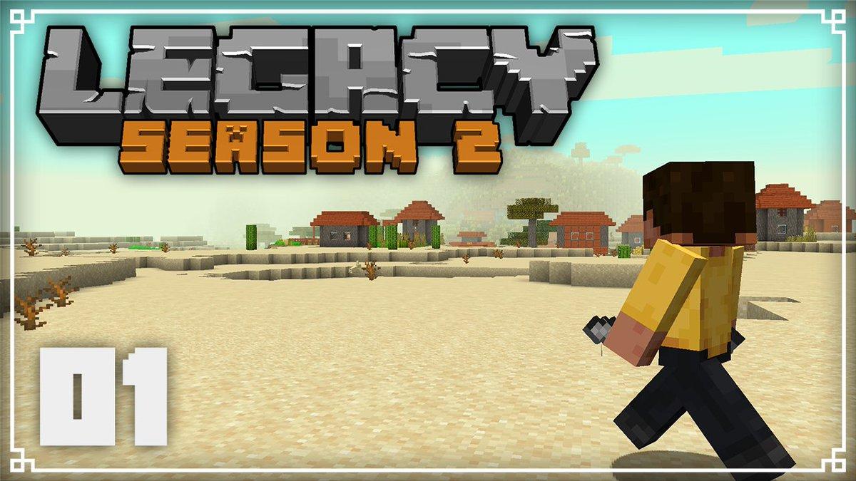 JermsyBoy - Legacy Season 2 is here! GO WATCH!