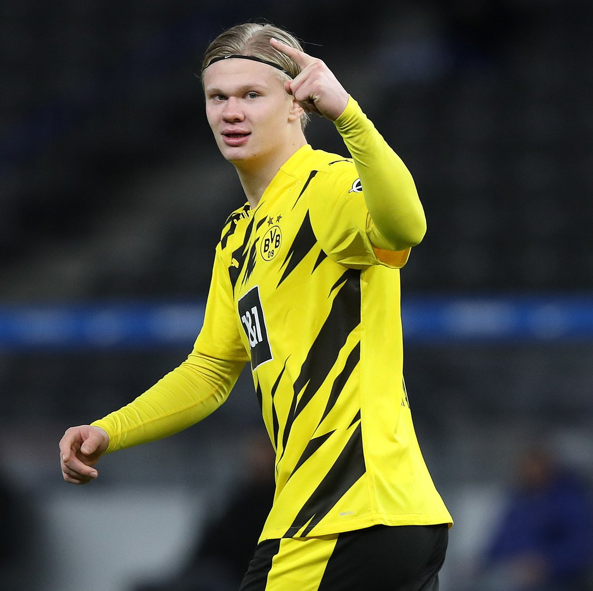 Erling Haaland ⚽️⚽️⚽️⚽️  @ErlingHaaland has now scored 15 goals in all competitions for Dortmund this season in 12 games 🔥🔥🔥  #UCL