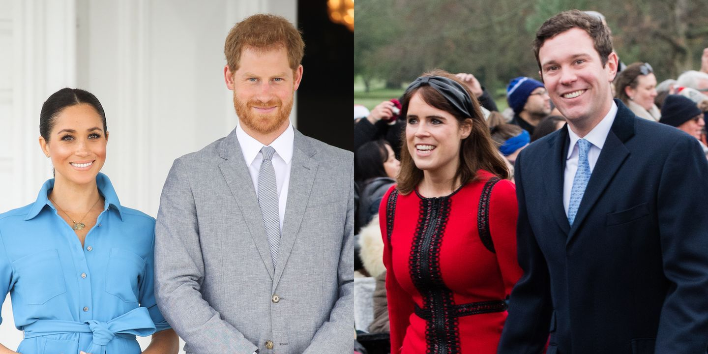 Princess Eugenie moves into Frogmore Cottage, Prince Harry, Duchess Meghans UK home Photo