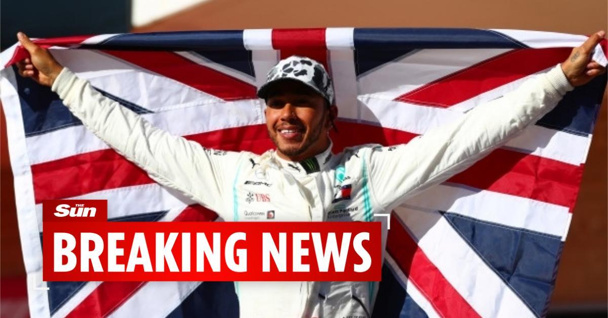 Lewis Hamilton to be awarded knighthood in New Year after 7th F1 world title https://t.co/87SoIggjQz https://t.co/MTPr4d1aDY