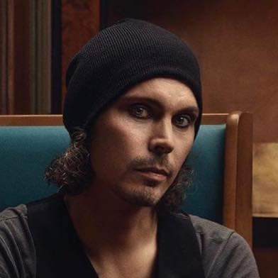 Technically it\s Sunday in Finland right now so happy birthday to this man Ville Valo hyva Syntymapaivaa