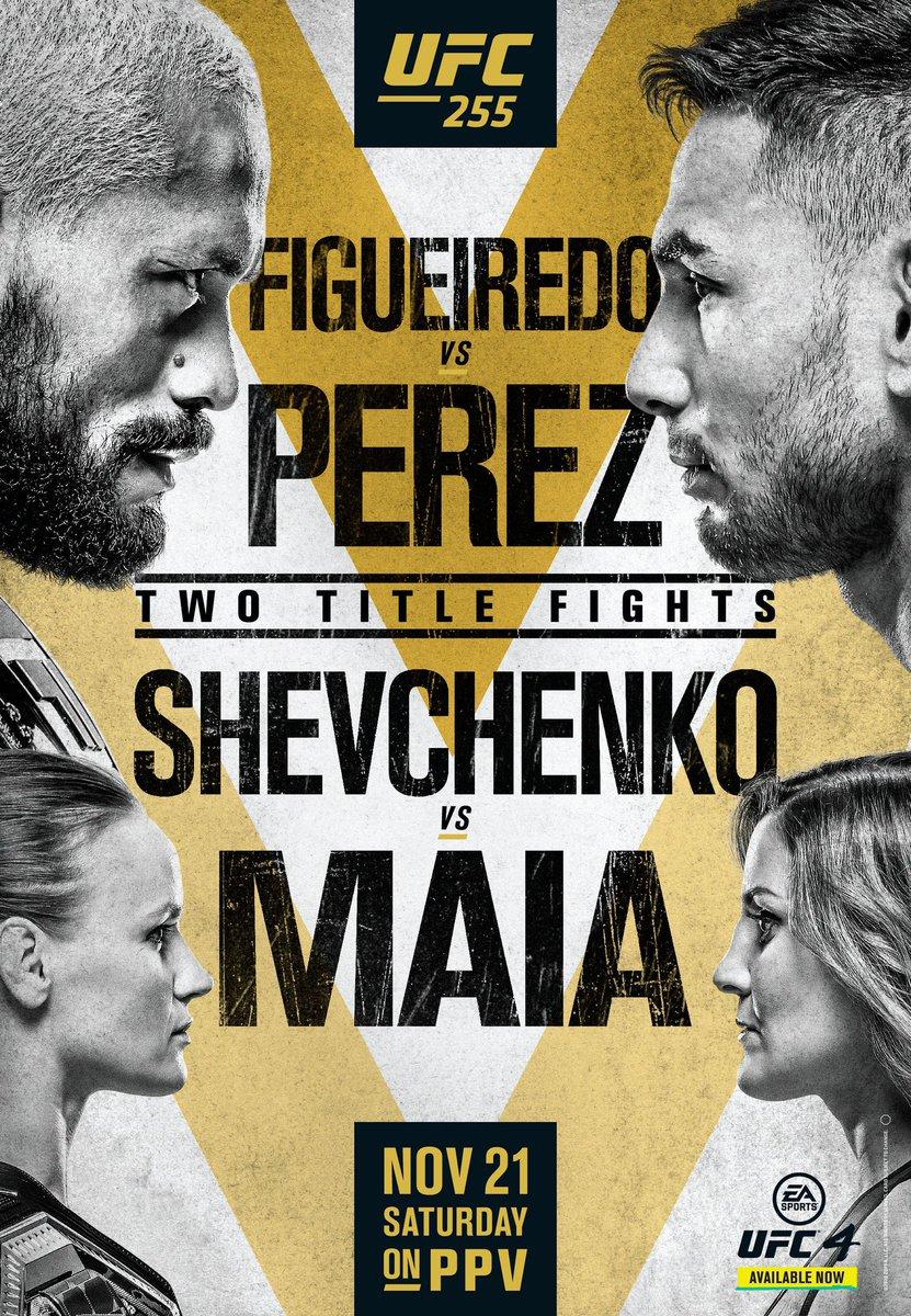 #NowWatching - UFC 255: Figueiredo Vs. Perez #UFC255 #UFC #UFCLasVegas #ESPN #ESPNPlus #MMA https://t.co/REU930zO4w