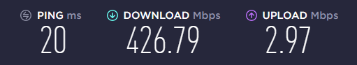 Nspire - I hate my internet.. i just want to stream.