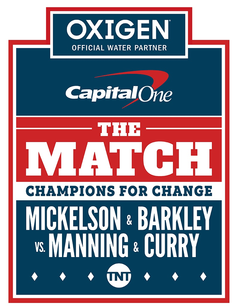 We're excited to announce that OXIGEN is the official partner of @CapitalOne's The Match III: Champions for Change featuring our owners @StephenCurry30 and @MichelleWieWest! #CapitalOneTheMatch #drinkOXIGEN