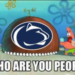 Image for the Tweet beginning: Turning on the Penn State