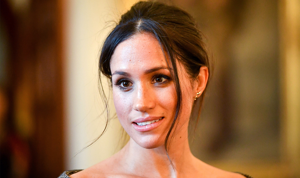 Meghan Markle beats Kate Middleton to produce 'royal fashion moment of 2020' Photo