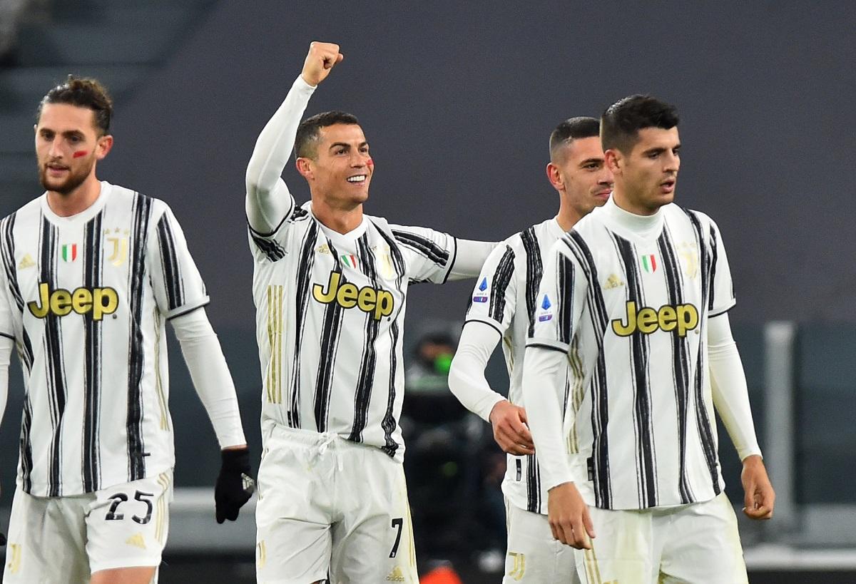 [Crónica] Con doblete de Cristiano Ronaldo, la Juventus se impone ante el Cagliari https://t.co/2l5LBib59X https://t.co/VRTmIewms8
