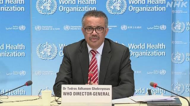 皆さん一度は見たことがあるこの方。現WHO事務局長テドロス・アダノムさん彼の出身がエリトリアであることを知りまずビックリ👀そしてこのテドロスさんと現在起きているエチオピア内戦が実はつながるんです。28日(土)19:00〜エリトリアのススメ🇪🇷徹底解説します‼️