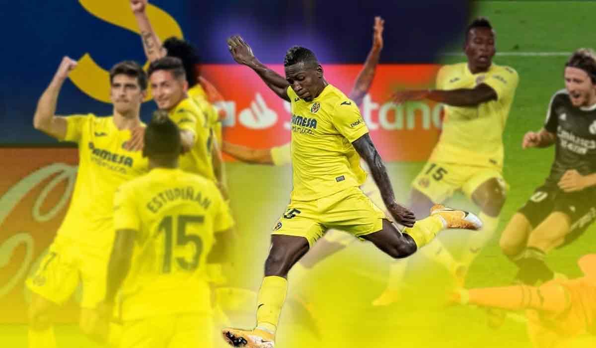 ¡IMPARABLE!😯 Pervis Estupiñán cambió al Villarreal CF🟡 en solo 30 minutos  ¿Qué hizo? 👉https://t.co/JEbgWm7SZn https://t.co/7Raf7NFddL