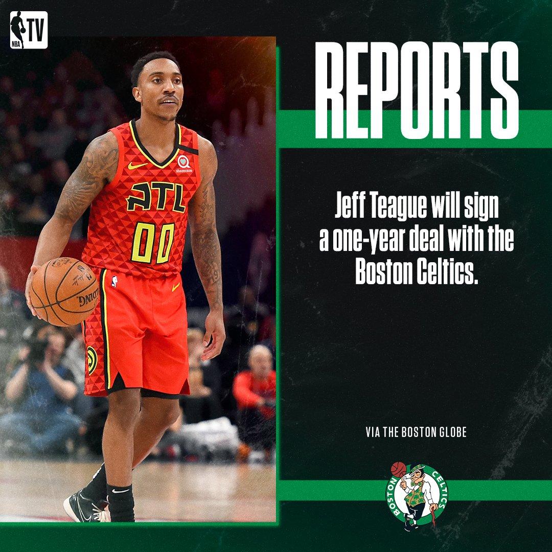 @NBATV's photo on Jeff Teague