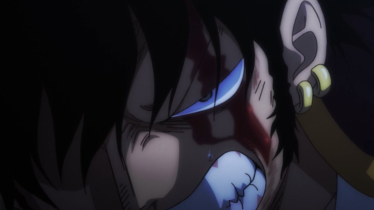 I know for a fact Law isn't gonna tell them anything, but this still hurt to watch 😭 #onepiece